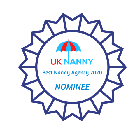 UK Nanny - Best Nanny Agency 2020 - Nominee